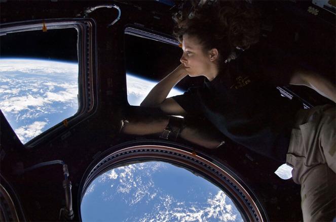 Astronaut Relaxing 2